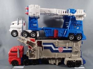 Transformers Generations パワーマスター オプティマスプライムで遊ぼう018