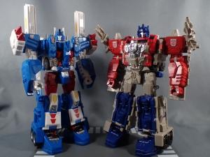 Transformers Generations パワーマスター オプティマスプライムで遊ぼう019