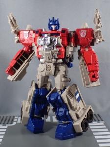 Transformers Generations パワーマスター オプティマスプライムで遊ぼう026