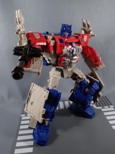 Transformers Generations パワーマスター オプティマスプライムで遊ぼう049