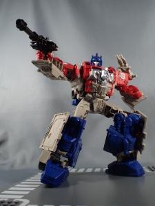 Transformers Generations パワーマスター オプティマスプライムで遊ぼう050