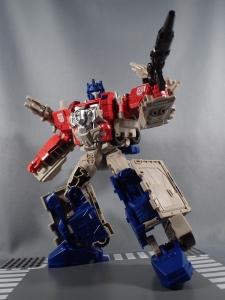 Transformers Generations パワーマスター オプティマスプライムで遊ぼう051