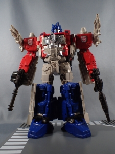 Transformers Generations パワーマスター オプティマスプライムで遊ぼう053