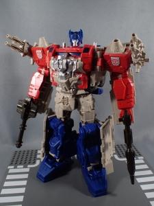 Transformers Generations パワーマスター オプティマスプライムで遊ぼう054