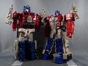 Transformers Generations パワーマスター オプティマスプライムで遊ぼう061