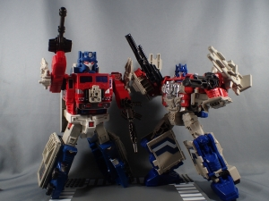 Transformers Generations パワーマスター オプティマスプライムで遊ぼう064