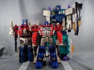Transformers Generations パワーマスター オプティマスプライムで遊ぼう065