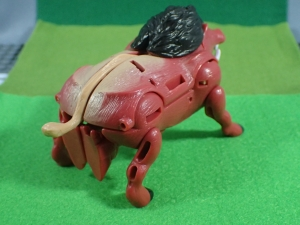 TF BEAST WARS The Heroic Maximal RAZORBEAST006