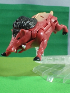 TF BEAST WARS The Heroic Maximal RAZORBEAST010