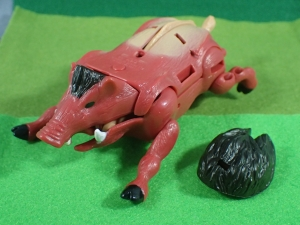 TF BEAST WARS The Heroic Maximal RAZORBEAST014