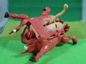 TF BEAST WARS The Heroic Maximal RAZORBEAST015