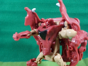 TF BEAST WARS The Heroic Maximal RAZORBEAST023