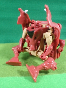 TF BEAST WARS The Heroic Maximal RAZORBEAST024