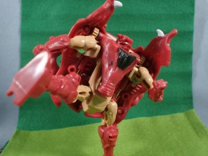 TF BEAST WARS The Heroic Maximal RAZORBEAST026