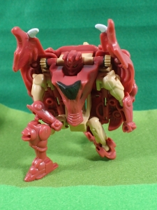 TF BEAST WARS The Heroic Maximal RAZORBEAST027