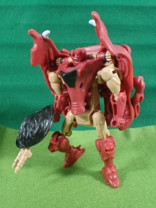 TF BEAST WARS The Heroic Maximal RAZORBEAST029