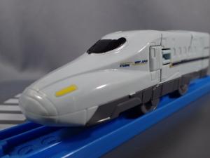 プラレール 新幹線変形ロボ シンカリオン N700みずほ004