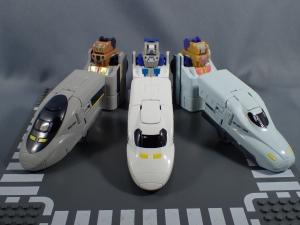 プラレール 新幹線変形ロボ シンカリオン シンカリオントリニティN・H・M007