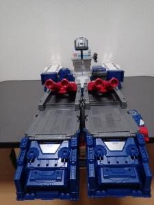 トランスフォーマー レジェンズ LG31 フォートレスマキシマス (マキシマスシティ 戦艦マキシマス)017