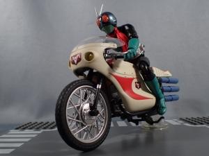 S.H.Figuarts 仮面ライダー1号 を色々比較しよう020
