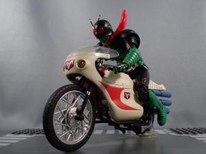 S.H.Figuarts 仮面ライダー1号 を色々比較しよう021