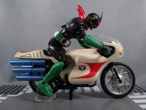 S.H.Figuarts 仮面ライダー1号 を色々比較しよう022