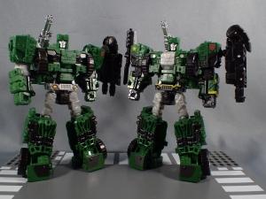 タカラトミーモール限定 ユナイトウォリアーズ UW-EX リンクスマスター 02 偵察員 ハウンド017
