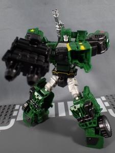 タカラトミーモール限定 ユナイトウォリアーズ UW-EX リンクスマスター 02 偵察員 ハウンド026