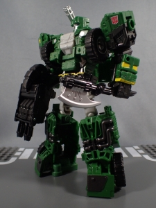 タカラトミーモール限定 ユナイトウォリアーズ UW-EX リンクスマスター 02 偵察員 ハウンド027
