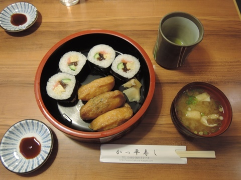 かっ平寿司④