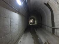 こんなトンネルを3つばかり過ぎると、