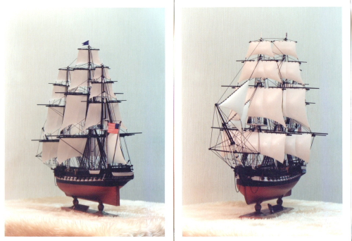 帆船・コンステレーション