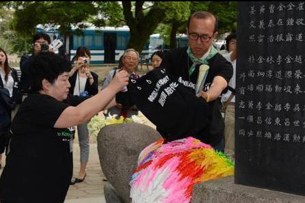 韓国人被爆者