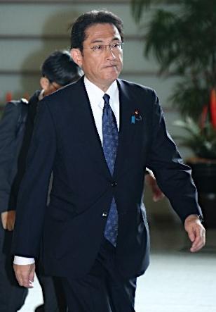 岸田外務大臣