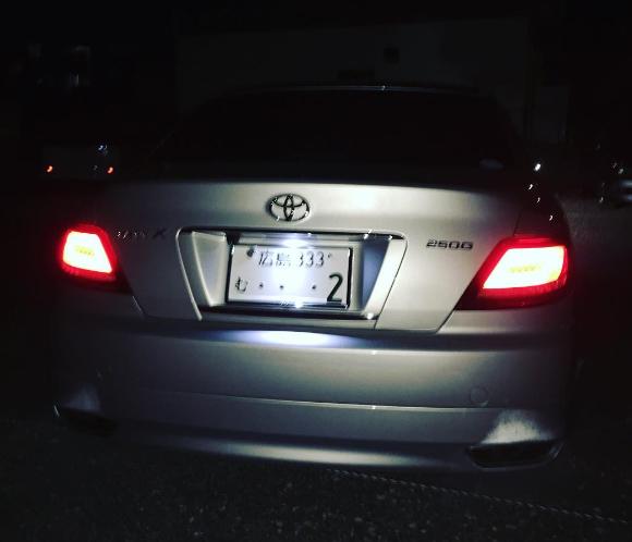上川傑の車