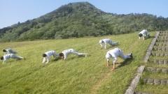 長屋トレーニング