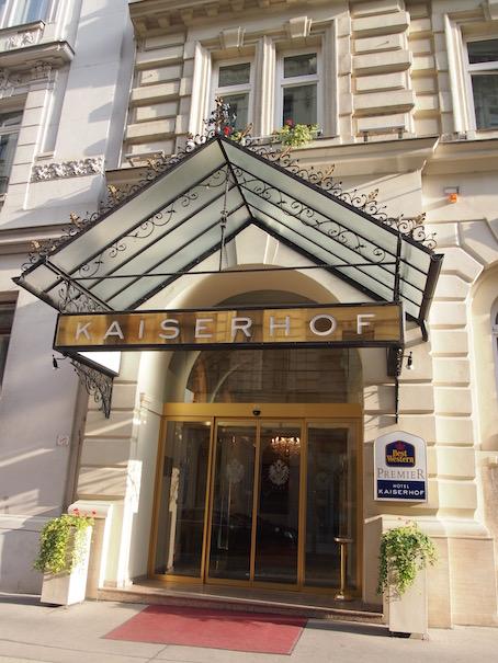 ウィーンホテル1