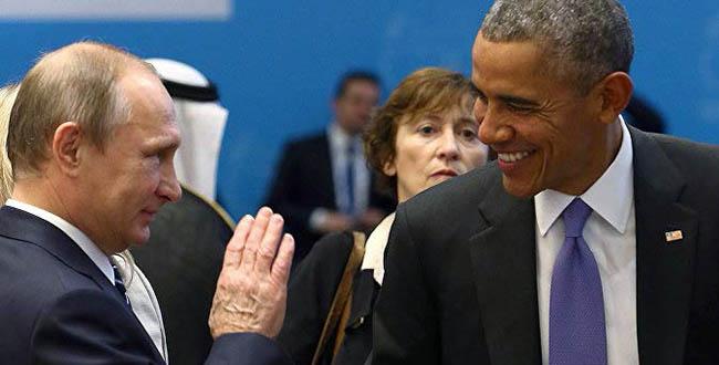 Putin And Obama 4677