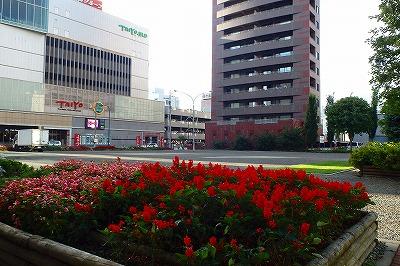 帯広駅北広場1609 (3)