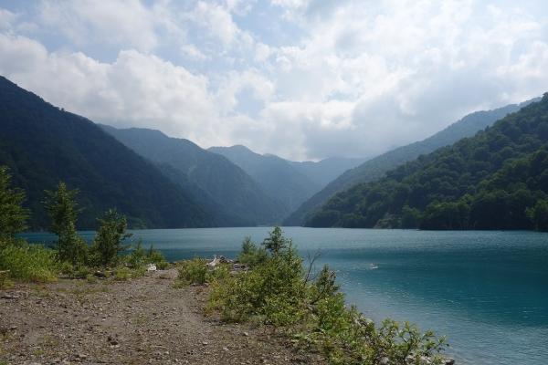 2016.8.1岐阜ツーリング白水湖