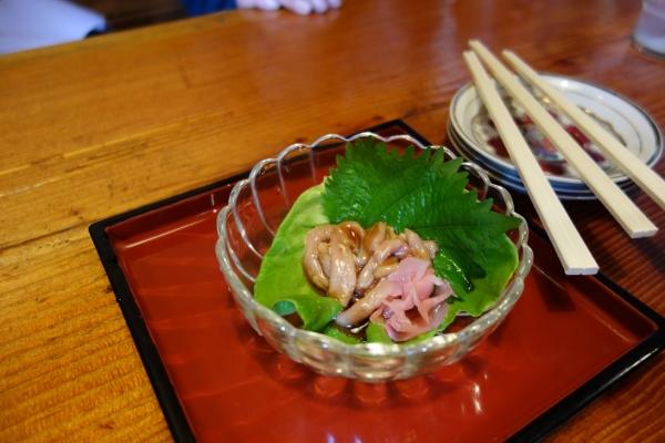 2016.8.1岐阜ツーリング岩魚ののどちんこ