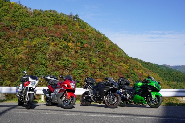 2016.10.25山形ツーリング(鳴子ダム)