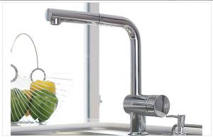 スマートキッチン標準の水栓