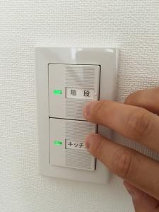 我が家の照明の配置