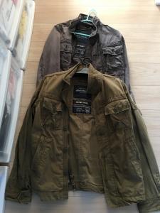 アバクロンビー&フィッチのジャケット
