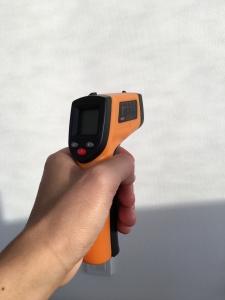 放射温度計使い方