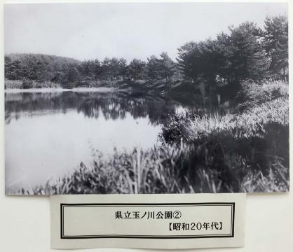 県立玉ノ川公園②