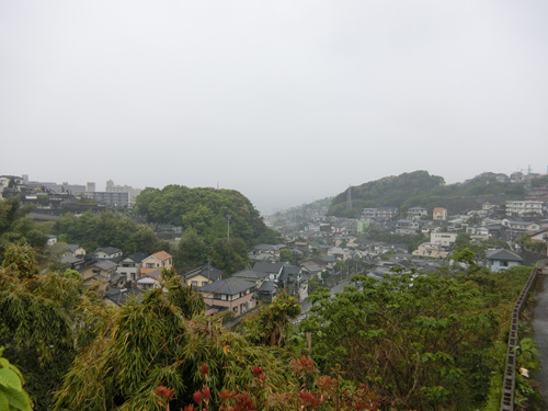 雨だね。きょうも。