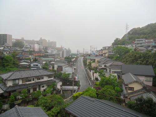 小雨&霧雨か?