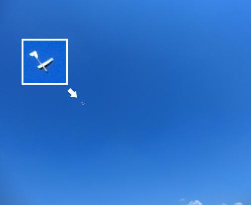 kh-1605オバハン、飛んでるよ~!
